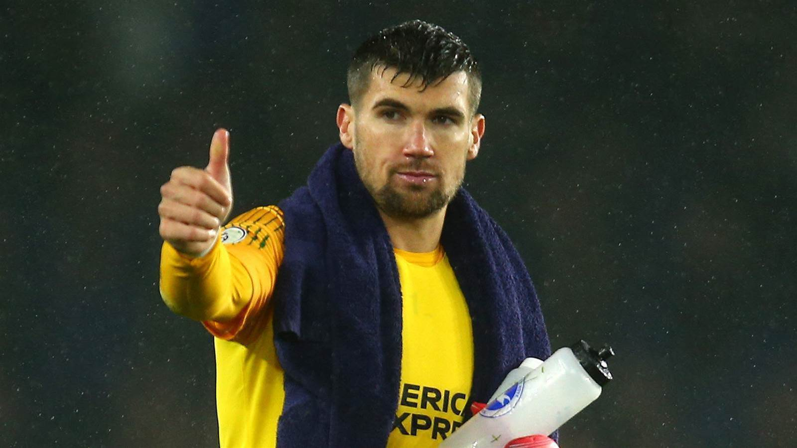 Mat Ryan keeps mum on Man United rumours