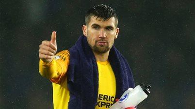 Mat Ryan keeps mum on Man United rumours