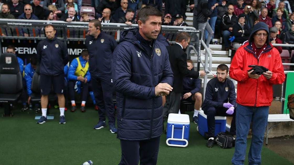Kewell launches massive recruitment spree as players flood to 'exciting gaffer'