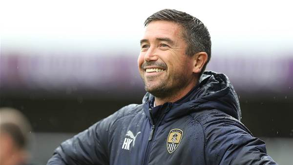 Kewell: Managing is 10 times better than playing