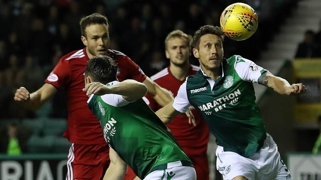 Milligan spurns chance as Hibs lose