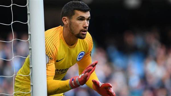 Mat Ryan ruled out of Kuwait friendly
