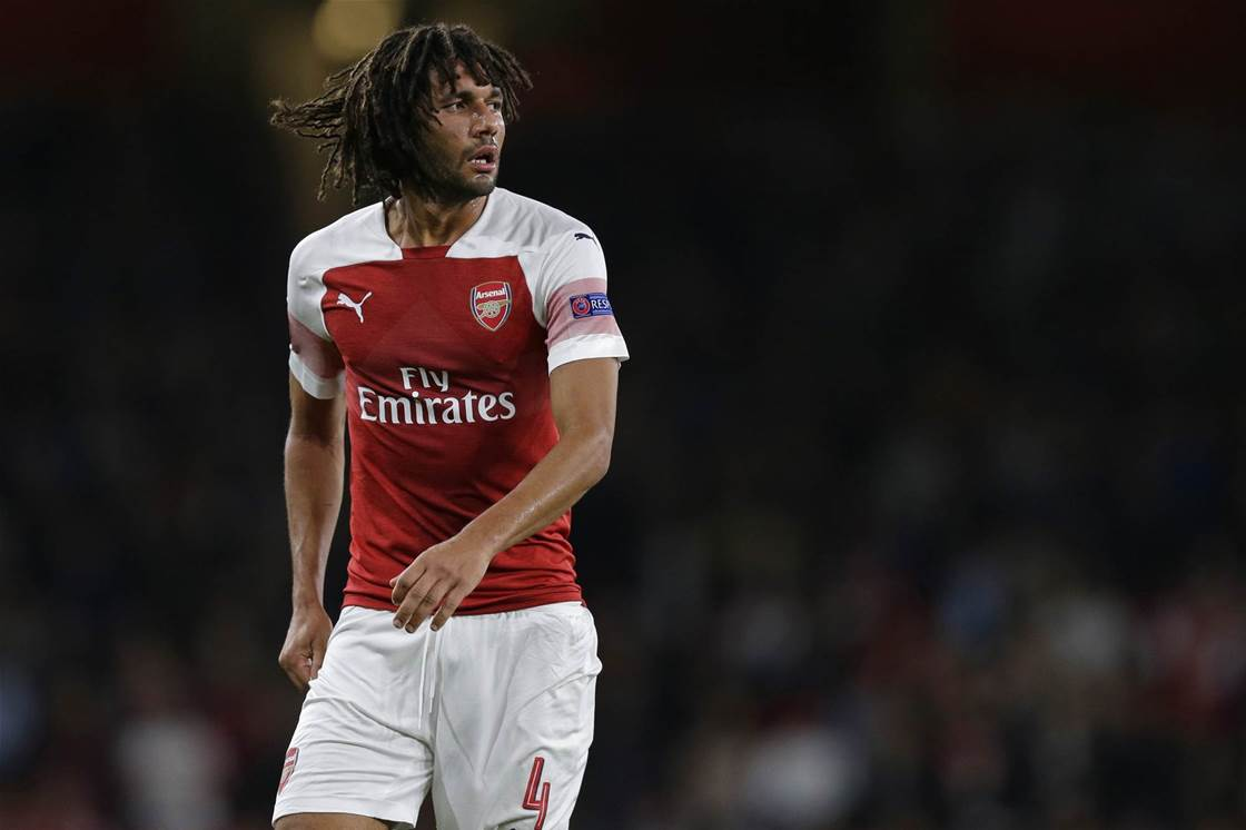 Dead body found in Arsenal star Mohamed Elneny's house