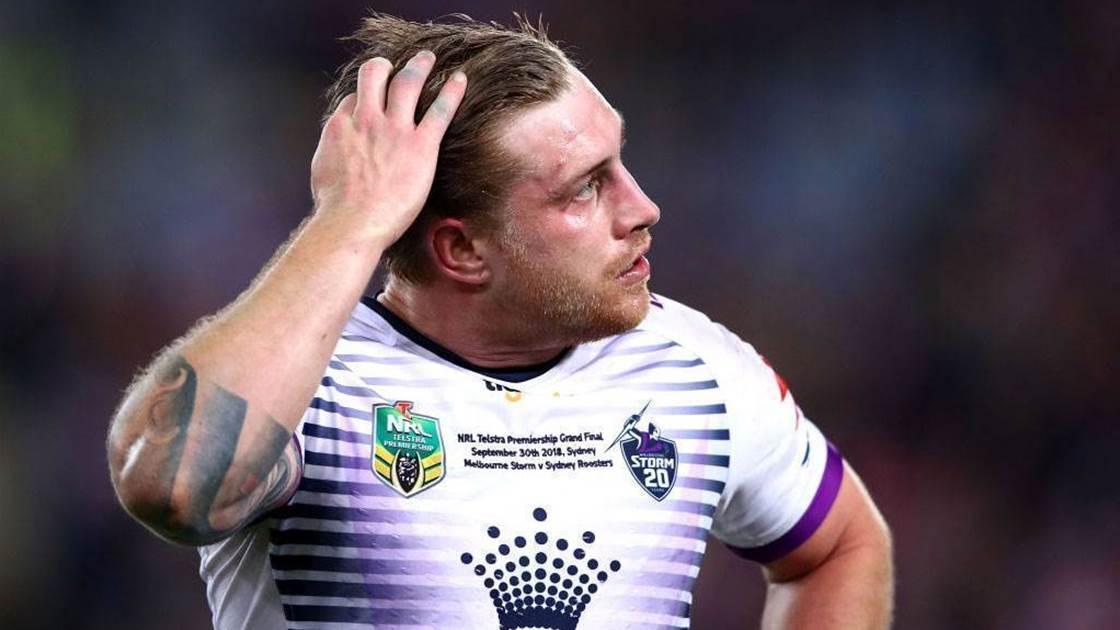 Munster: I'm really sorry