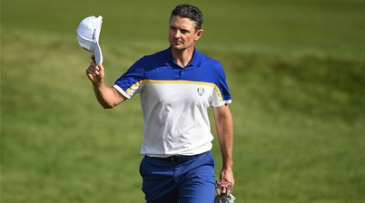 Make Ryder Cup priority in golf year: Rose