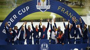 Europe regains Ryder Cup with 17.5-10.5 victory