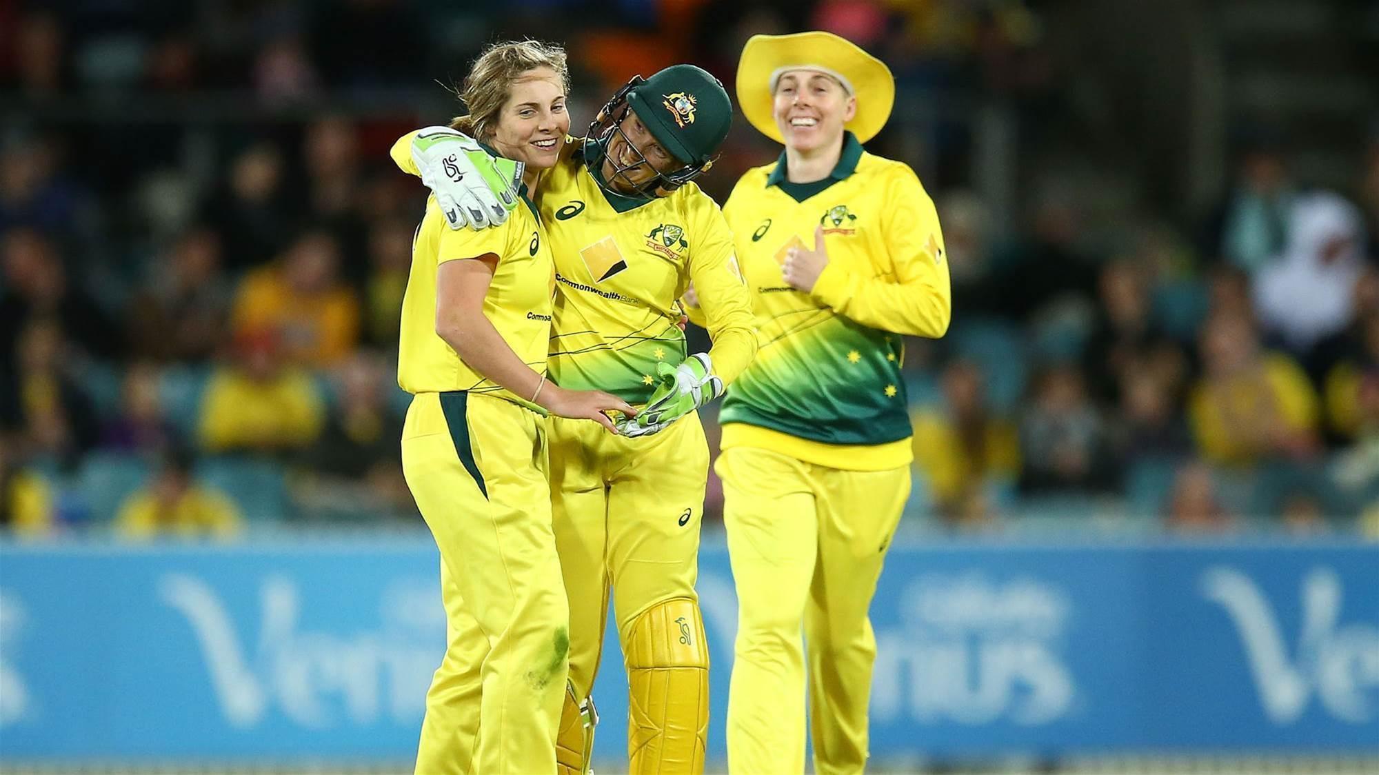 Australia wary of Kiwis
