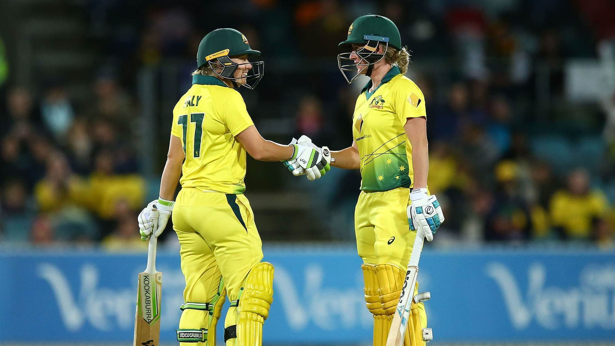 Australia secure World T20 semi-final