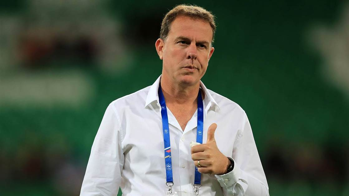 Official: Ex-Matildas boss Stajcic steps in at Mariners