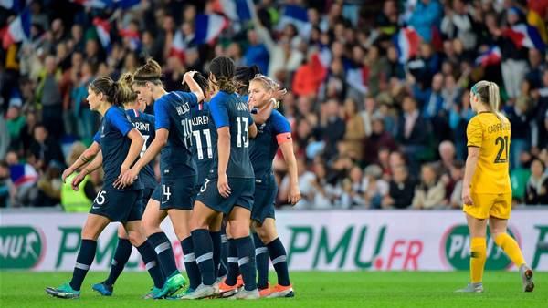 Five things we learnt: Australia v France