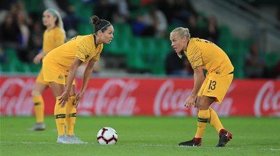 Tough calls loom for Milicic's Matildas