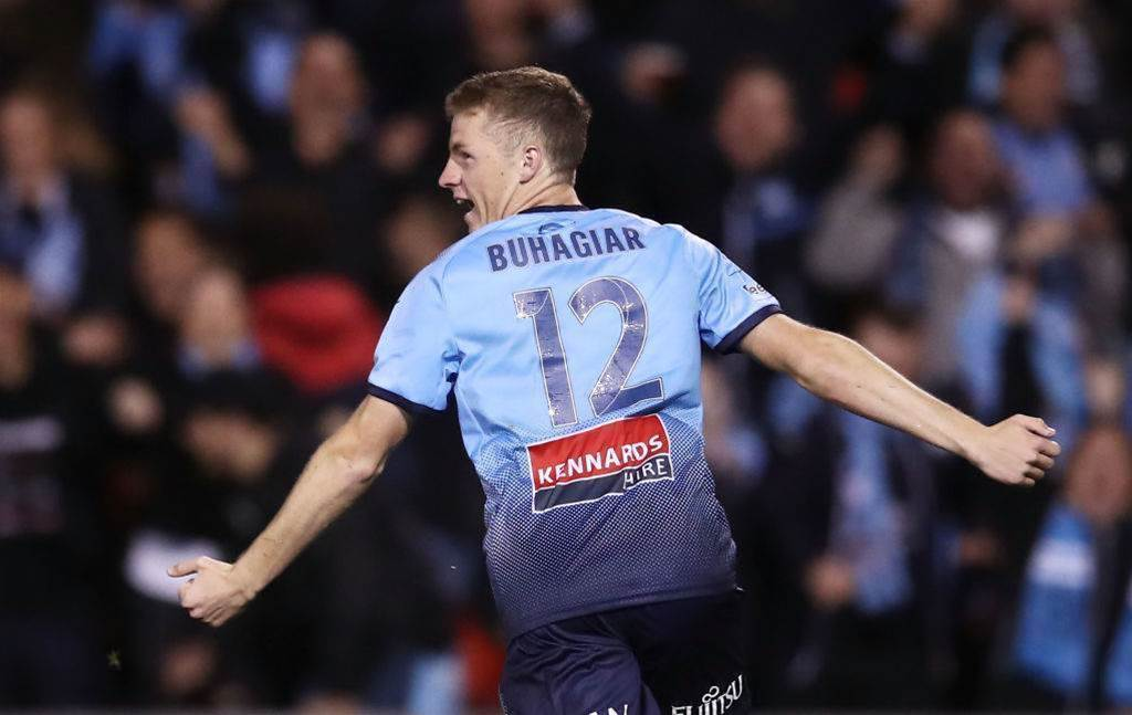 Buhagiar blow: Sydney forward suffers ACL tear