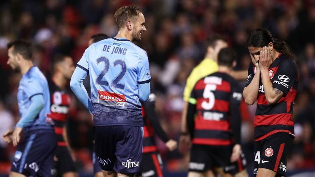 Hamill warns Sydney FC: 'We won't forget this'