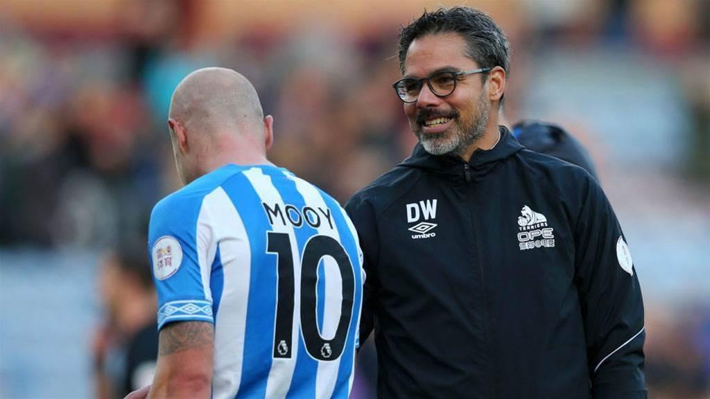 Mooy's Huddersfield hold Burnley