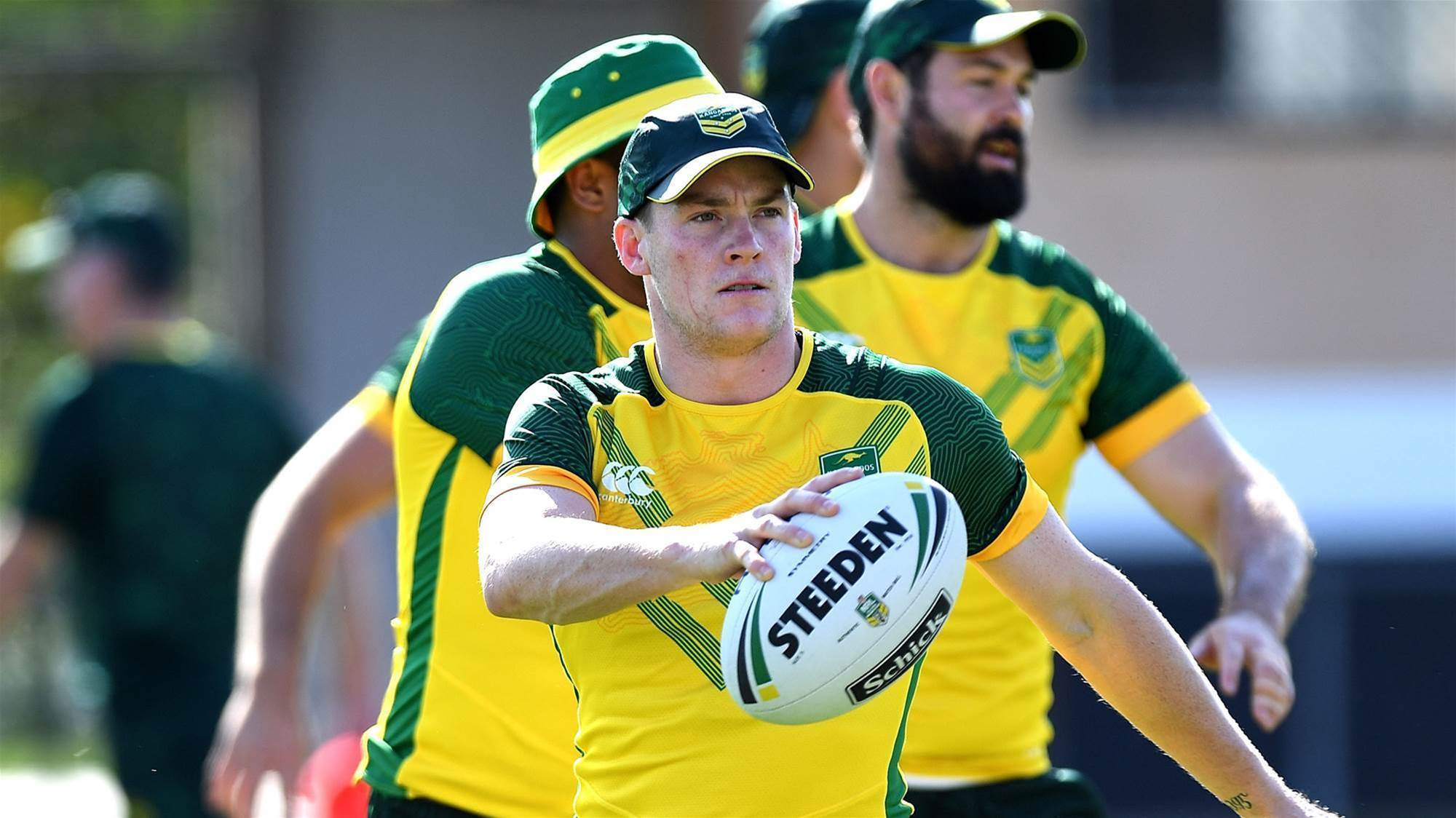 Kangaroos name team for NZ Test