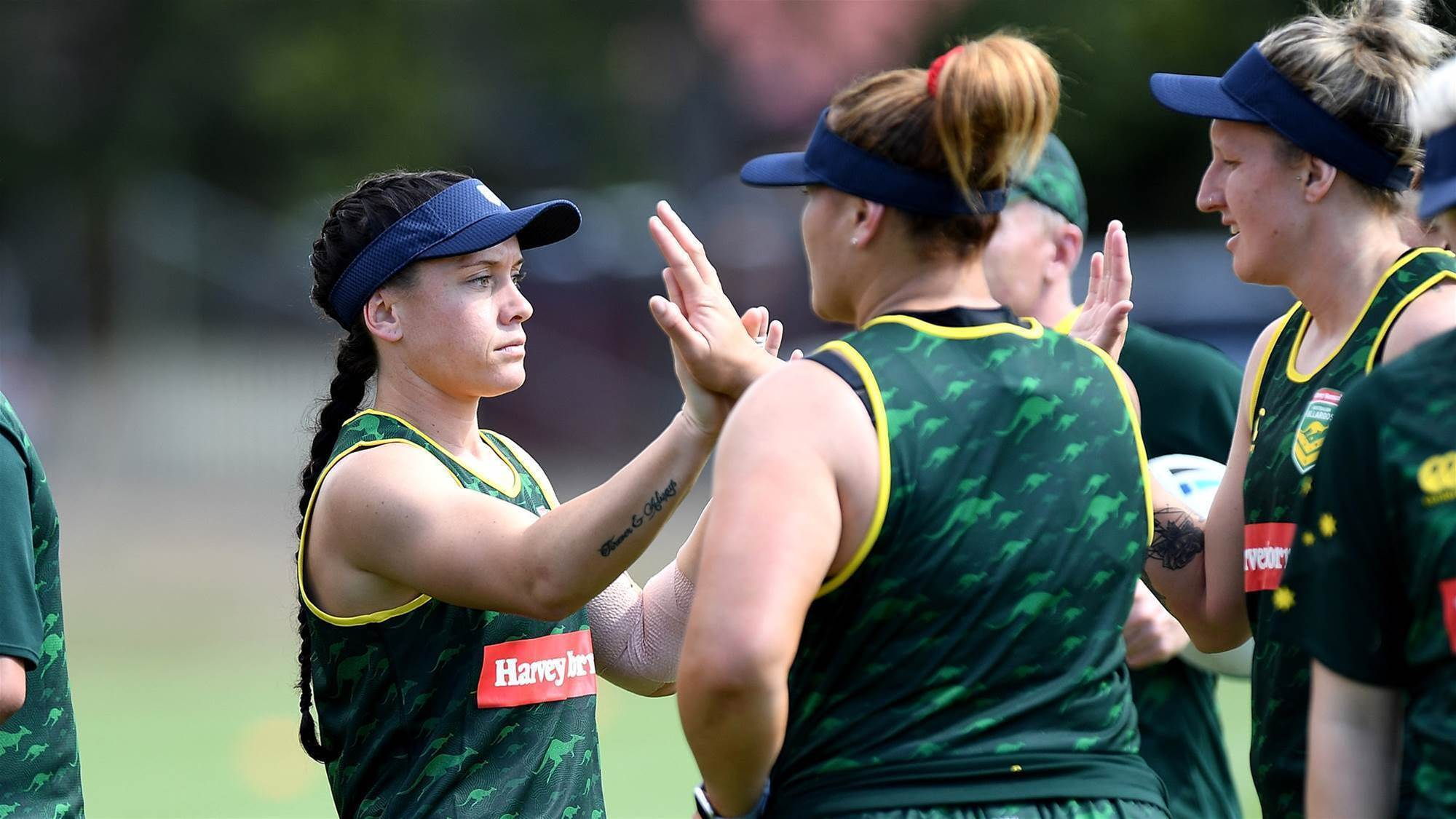 Jillaroos receive their biggest paycheque