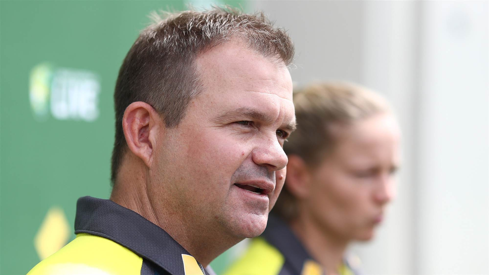 Australia looking to stay at the top