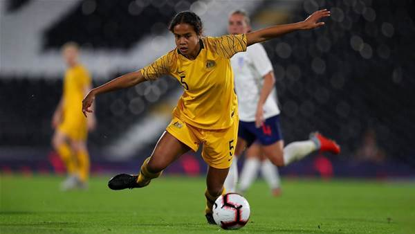 Matildas lifted by Fowler scans