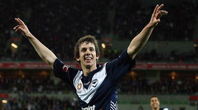 The resurgence of Robbie Kruse: 'I can't think of many times I've played 5 games in a row'