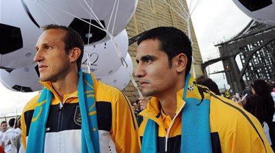 FIFA snub Matildas legends for men