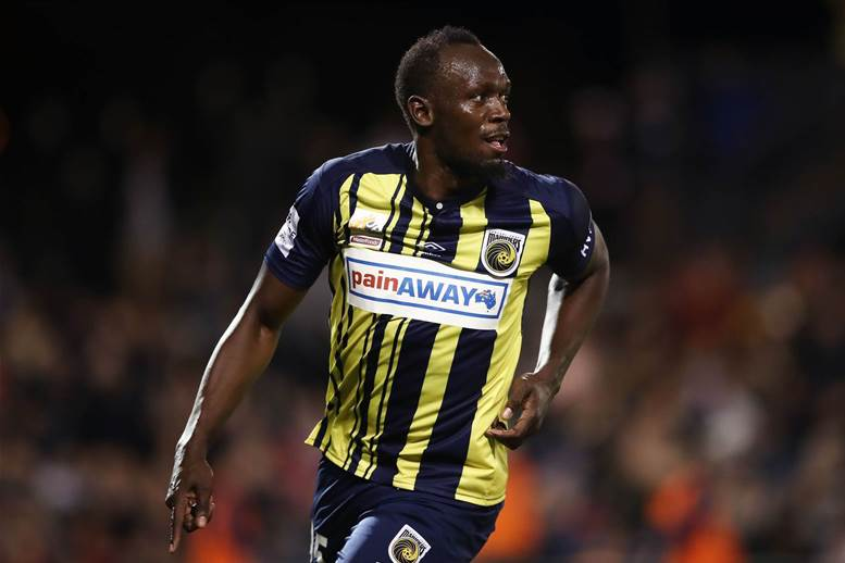 Bolt linked with Maradona's Dorados