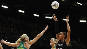Silver Ferns back to their best against Diamonds