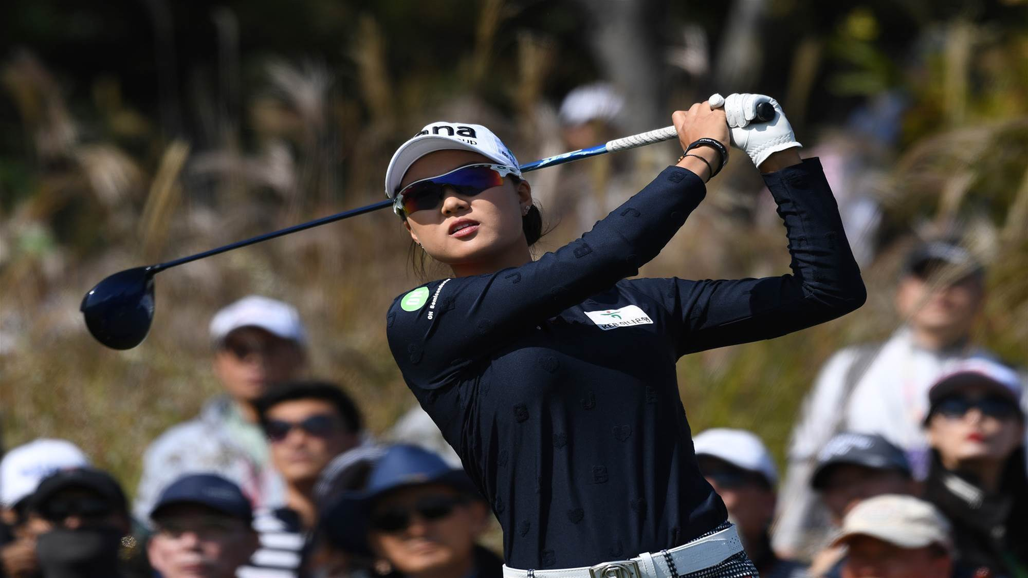 LPGA Tour: Minjee Lee finishes third in Korea