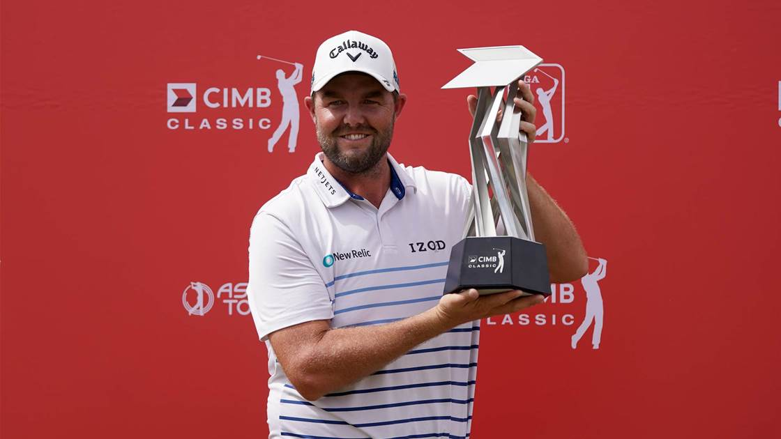 Leishman storms to victory at CIMB Classic