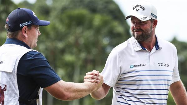 Caddie revives Leishman putter for US Open