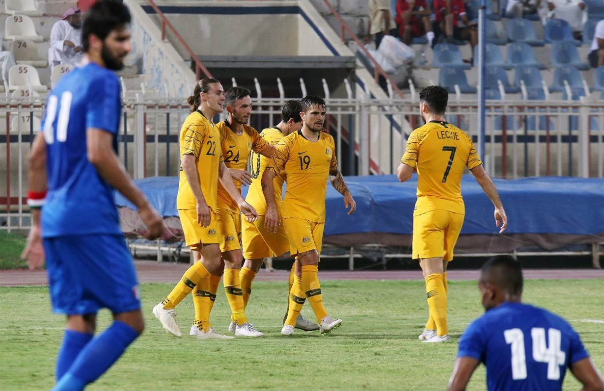 Socceroos player ratings v Kuwait