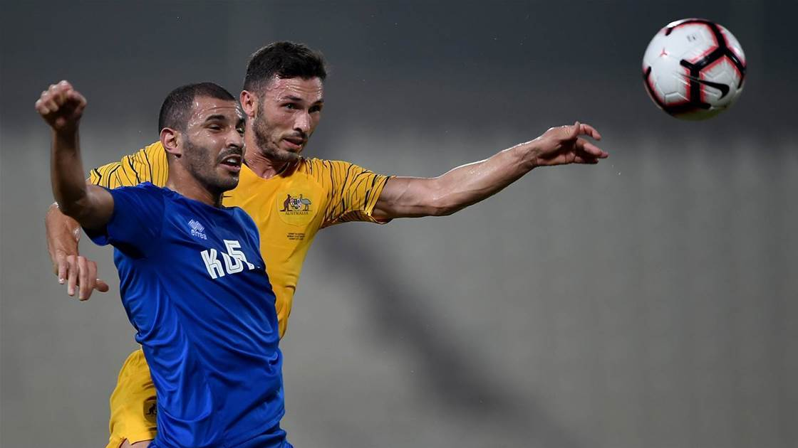 Kuwait claim the pressure is on all Socceroos