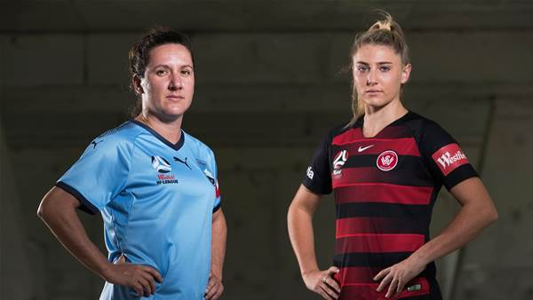 Wanderers recruits ready to face old teammates