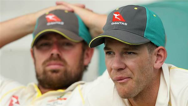 Independent review sledges Cricket Australia
