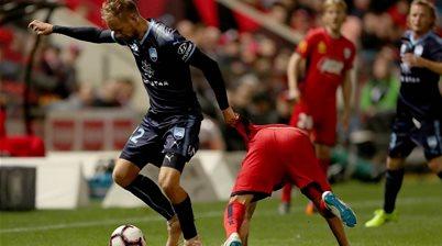 Adelaide United vs Sydney FC Player Ratings
