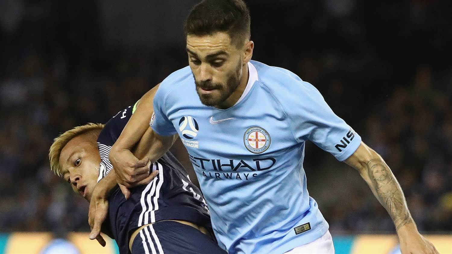 Sydney FC sign Anthony Caceres
