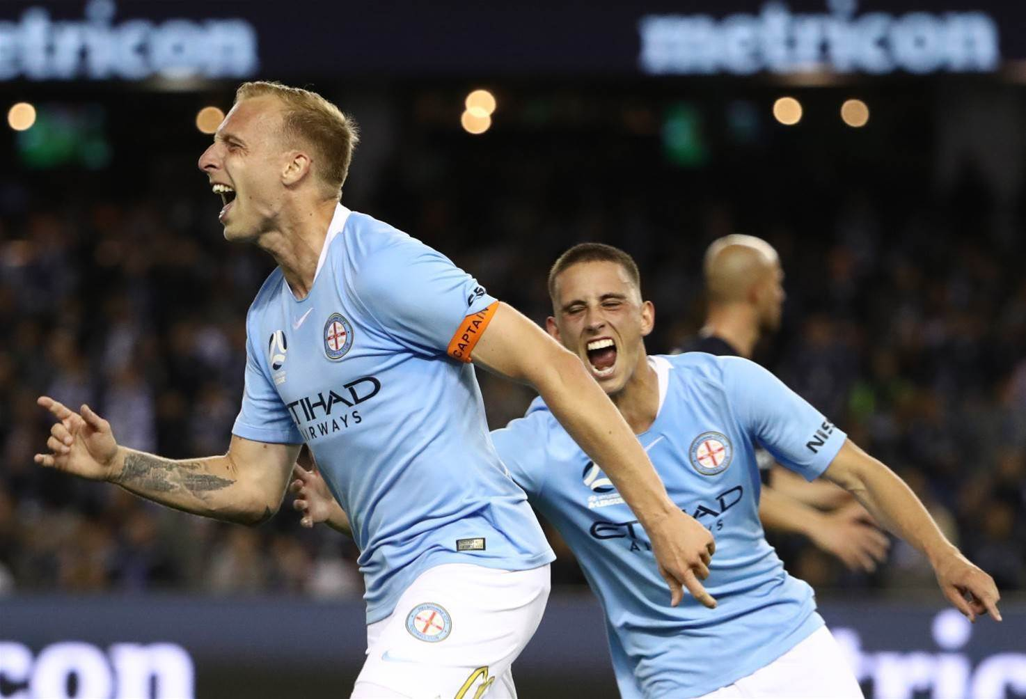 Melbourne Victory v City Player Ratings