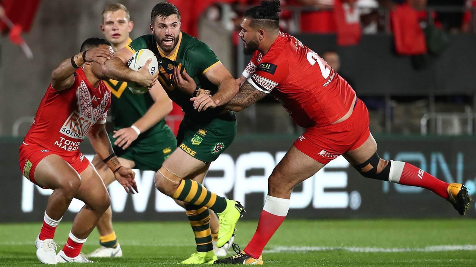 Tonga slams Aussie 'racism'