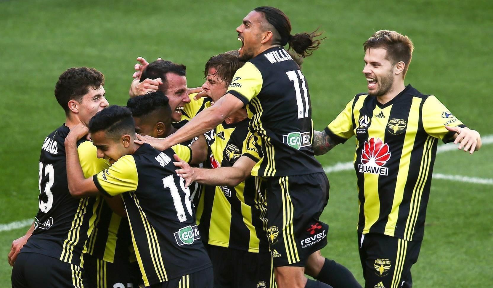 Wellington Phoenix v Newcastle Jets Player Ratings