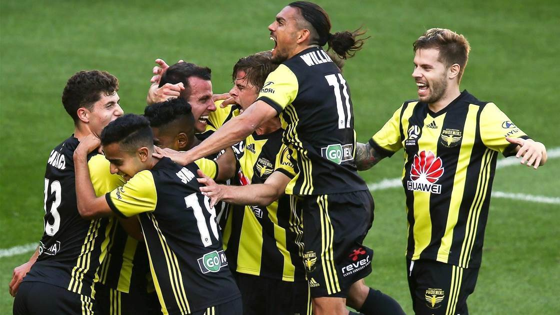 Wellington Phoenix v Newcastle Jets Player Ratings