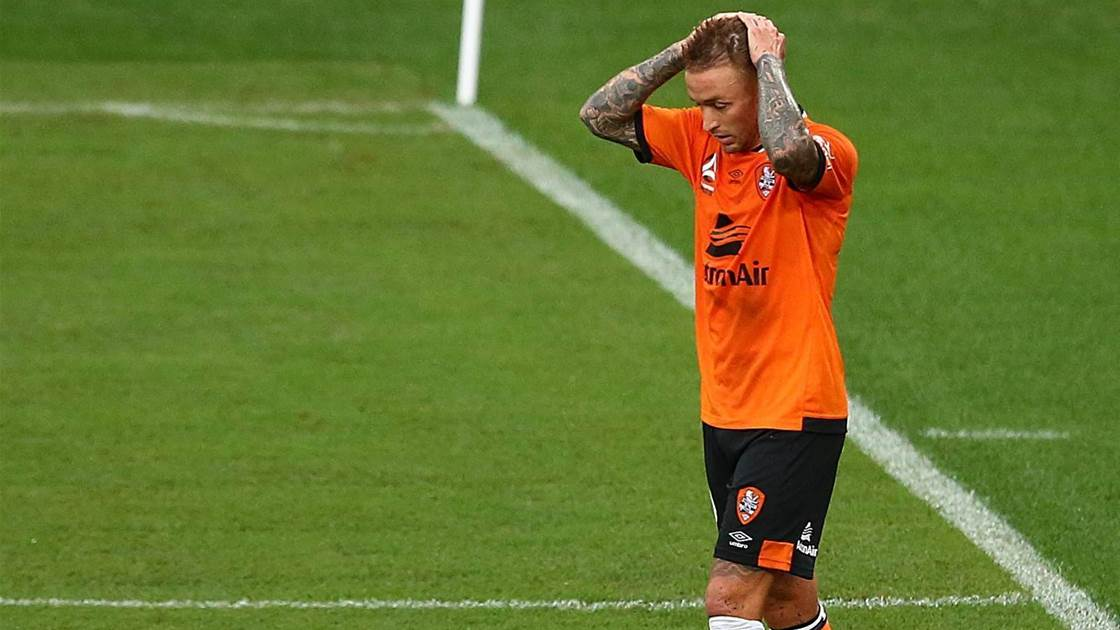 Taggart 'not sure' what to expect from Perth Glory fans