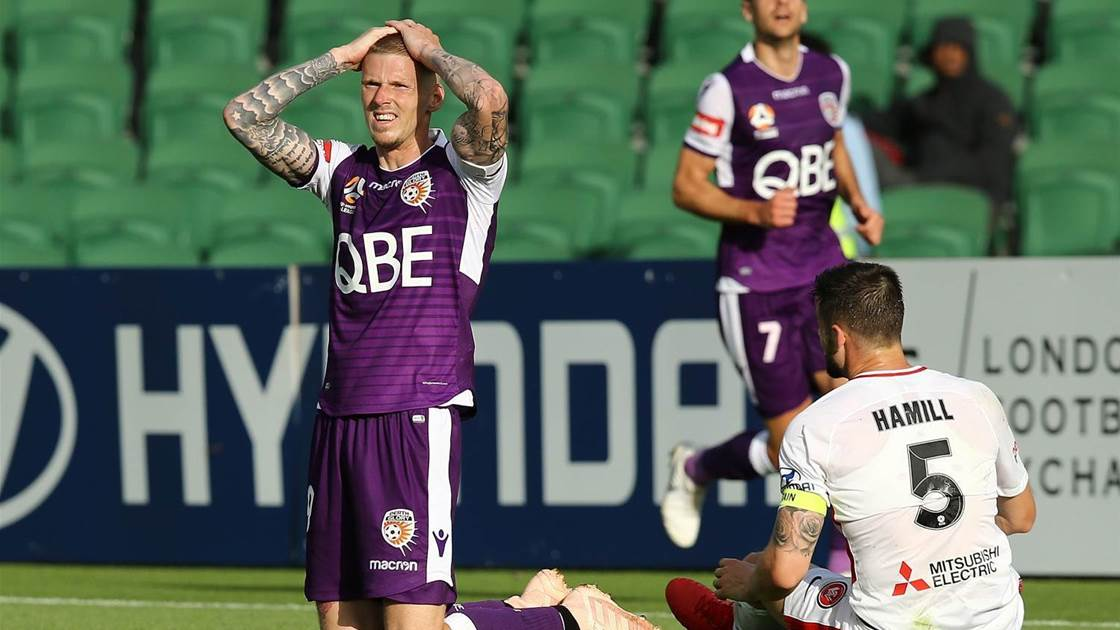Perth Glory v Western Sydney Wanderers Player Ratings
