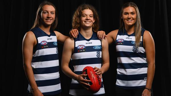 Cats invest in youth for new AFLW team