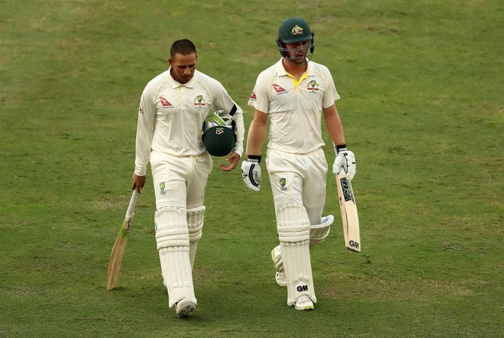 Australia faces final day battle to avoid defeat