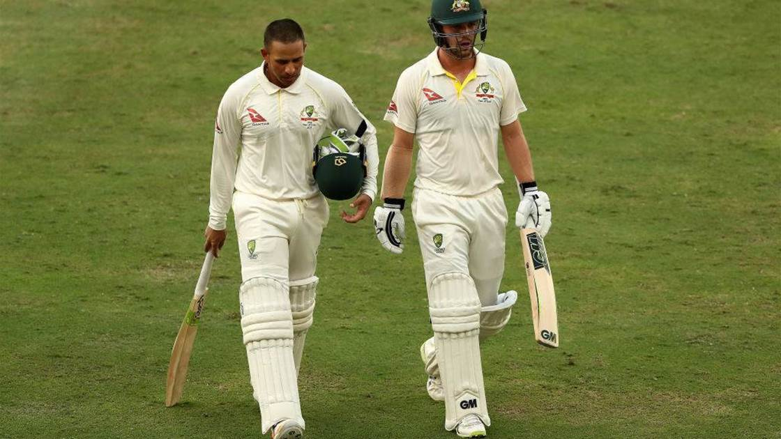 Australia faces final day battle to avoid defeat