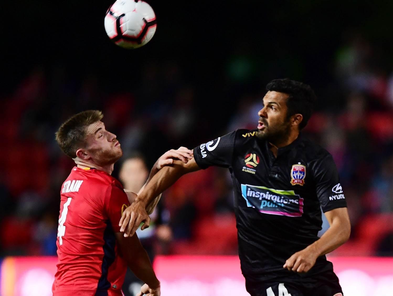 Adelaide United v Newcastle Jets player ratings