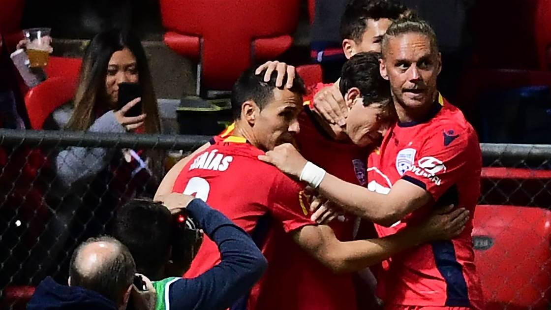 Adelaide United suffer double injury blow ahead of FFA Cup Final