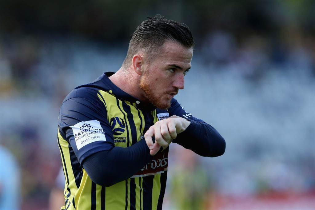 Confirmed: McCormack ditches Mariners for Scotland