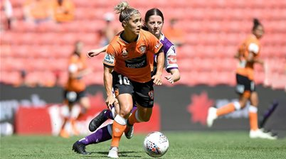 Gorry eager to rebuild confidence at Roar