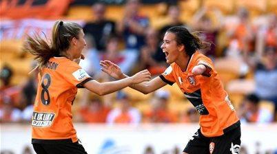 Pickett salvages point for Roar