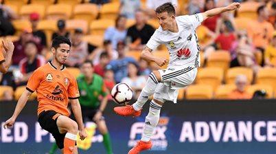 Brisbane Roar v Wellington Phoenix player ratings